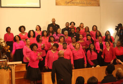 The Anointed Praise Chorale