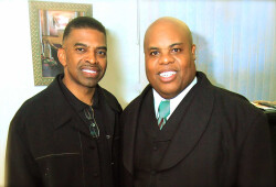 Bishop Gordon & Bishop Jerry F. Hutchins