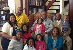 Bishop Gordon & Family