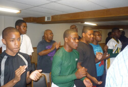 Raising Youth to Men Fellowship