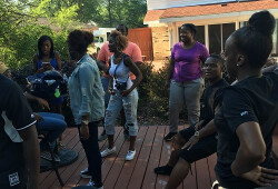 Young Adult & College Age BBQ 1